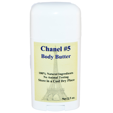 Chanel #5 Body Butter