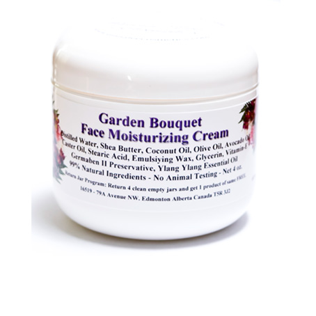 Garden Bouquet Face Cream