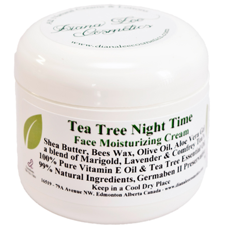 Tea Tree Night Time Face Cream