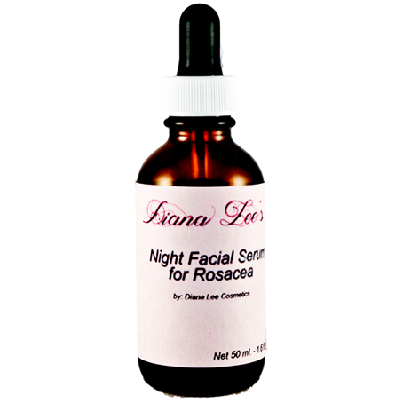 Diana Lee's Night Time Facial Rosacea Serum