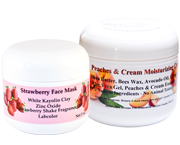 Strawberry Combo Face Mask